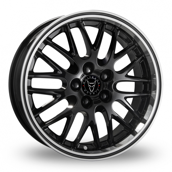 Zoom Wolfrace Norano Black Alloys