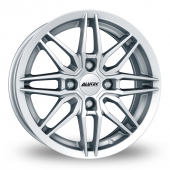 Image for Alutec Burnside_4_Stud Silver Alloy Wheels