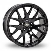 AVA Phoenix Black Alloy Wheels