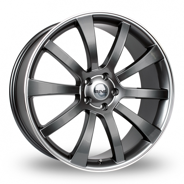 Zoom Riva SUV Grey Alloys
