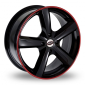 CYCLONE CODE RED Alloy Wheels