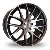 Zito ZL935 Grey Alloy Wheels