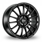 Image for OZ_Racing Superturismo_LM Matt_Black Alloy Wheels