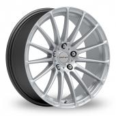 Inovit Force 5 Silver Alloy Wheels