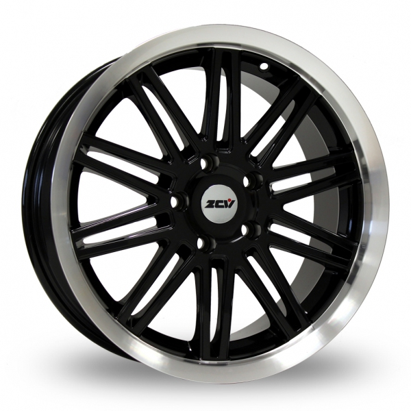 Zoom ZCW Grace Black_Polished Alloys