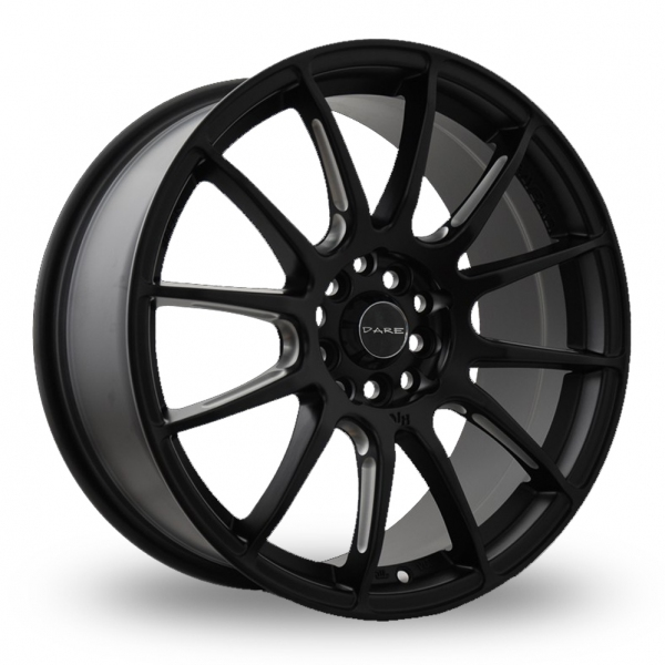 Zoom Dare DR-STR Matt_Black Alloys