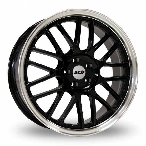 Zoom ZCW Angel Black_Polished Alloys