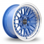 Image for Dare DCC Blue Alloy Wheels