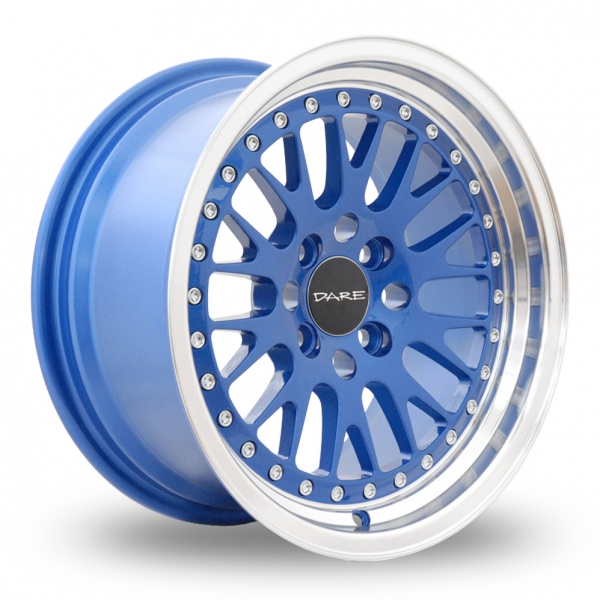 Zoom Dare DCC Blue Alloys