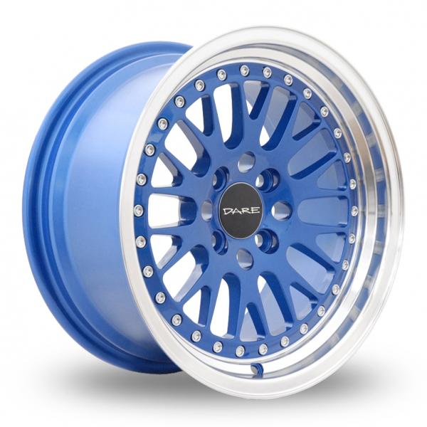 Zoom Dare DCC Blue Alloys