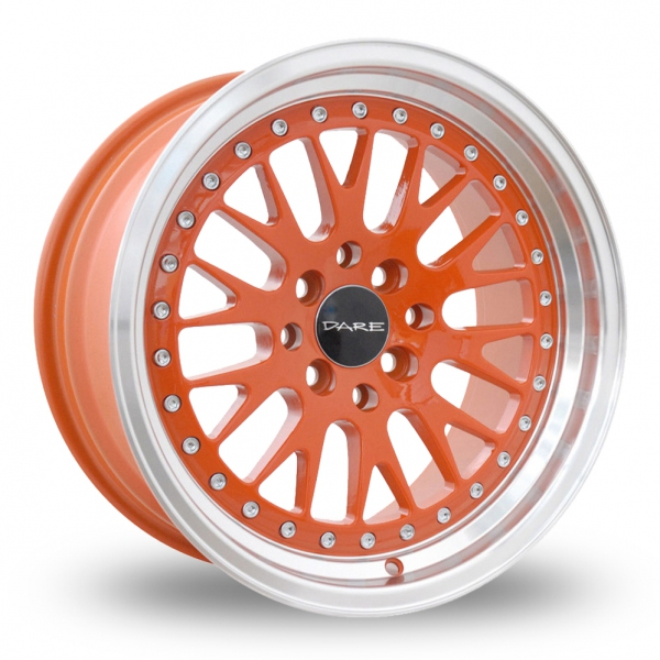 Zoom Dare DCC Orange Alloys
