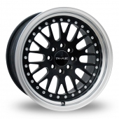 Dare DCC Matt Black Alloy Wheels