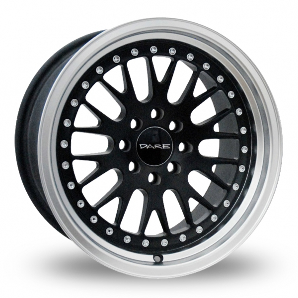 Zoom Dare DCC Matt_Black Alloys
