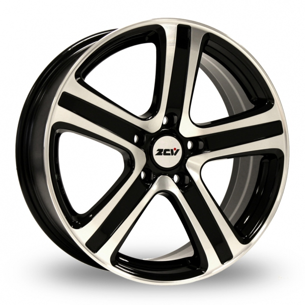 Zoom ZCW ZM5 Black_Polished Alloys