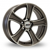 Image for ZCW Punk Grey Alloy Wheels
