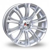 XTK KD005 Silver Alloy Wheels