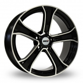 Image for ZCW Punk Black_Polished Alloy Wheels