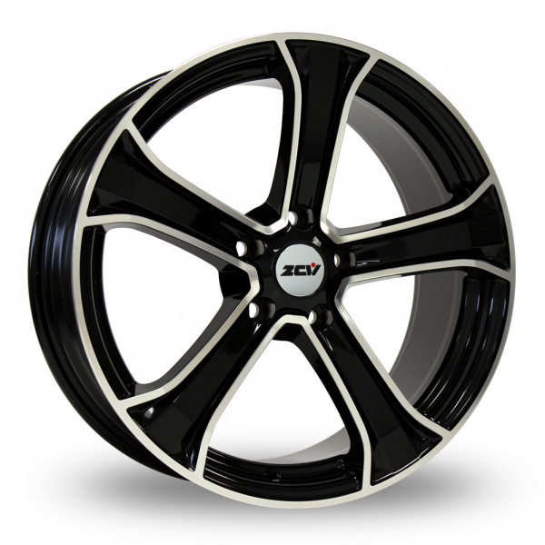 Zoom ZCW Punk Black_Polished Alloys