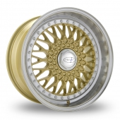 Image for Privat Remember_Wider_Rear Gold Alloy Wheels