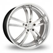 Image for Privat Atlantik Silver_Polished Alloy Wheels
