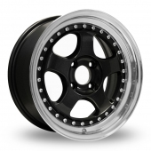 Image for Konig Candy Black Alloy Wheels