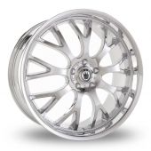 Konig Blix 3 Chrome Alloy Wheels