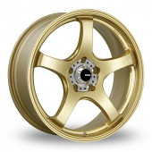 Konig Centigram Gold Alloy Wheels