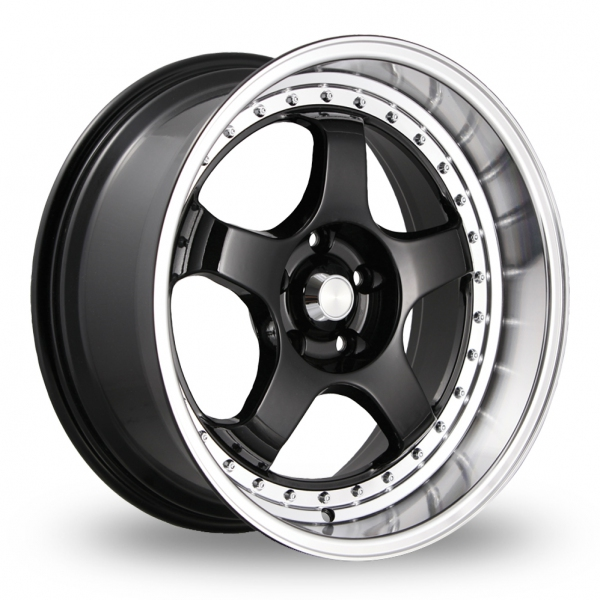 Zoom Konig SSM Black Alloys