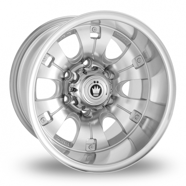 Zoom Konig Rugged_Road Silver Alloys