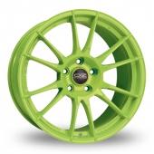 Image for OZ_Racing Ultraleggera_HLT Green Alloy Wheels