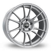 Image for OZ_Racing Ultraleggera_HLT Silver Alloy Wheels