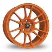 Image for OZ_Racing Ultraleggera_HLT Orange Alloy Wheels