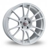 Image for OZ_Racing Ultraleggera_HLT_Wider_Rear White Alloy Wheels