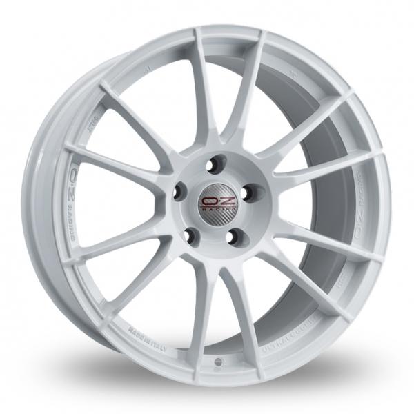 Zoom OZ_Racing Ultraleggera_HLT_Wider_Rear White Alloys