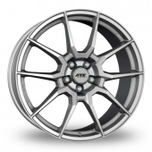 Image for ATS Racelight_5x112_Wider_Rear Silver Alloy Wheels