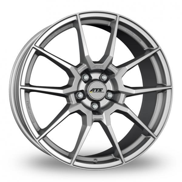Zoom ATS Racelight_5x112_Wider_Rear Silver Alloys