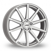 AEZ Straight High Gloss Alloy Wheels