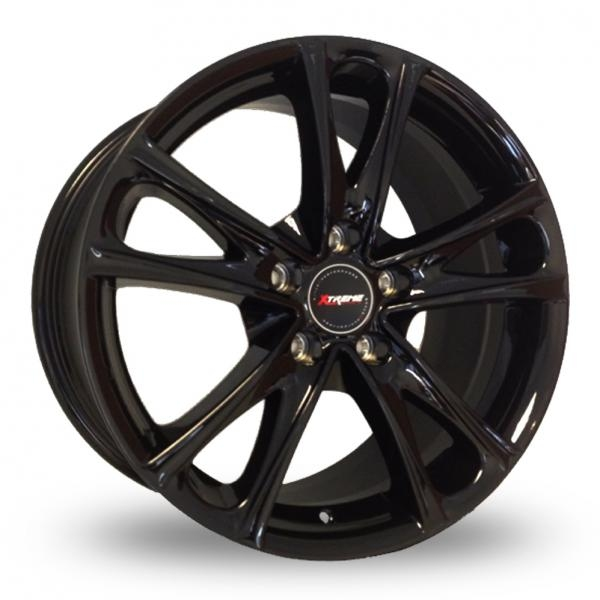 Zoom Xtreme X95 Black Alloys