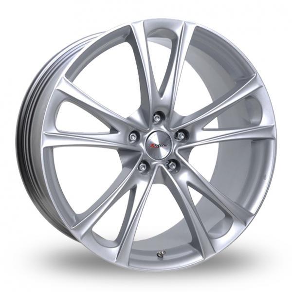Zoom Xtreme X95 Silver Alloys