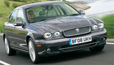 all Jaguar X Type alloys