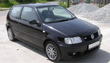 all Volkswagen Polo 1994 to 2002 (Mk3) alloys