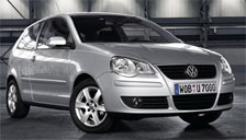 all Volkswagen Polo 2005 to 2009 (MK4) Facelift  alloys