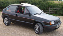 all Volkswagen Polo 1981 to 1994 (Mk2) alloys